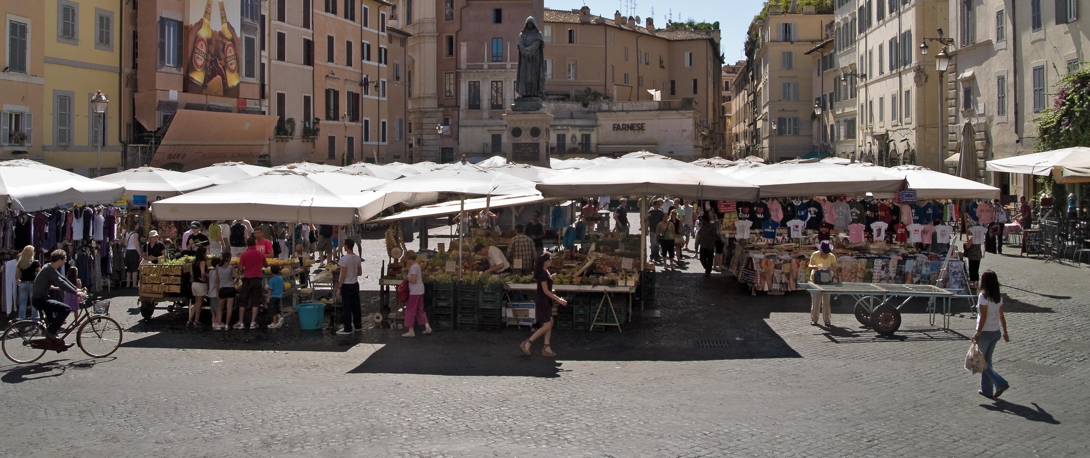 markt rom