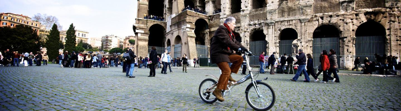 Fietstocht Rome