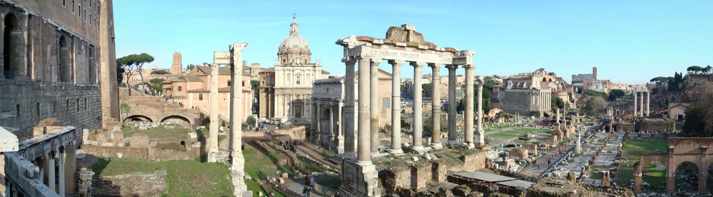 Forum Romanum Bezienswaardigheden Rome