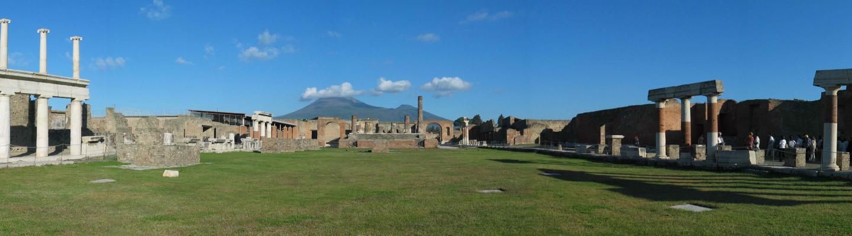 Pompeii dagtrip vanuit Rome