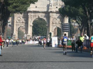 Marathon van Rome
