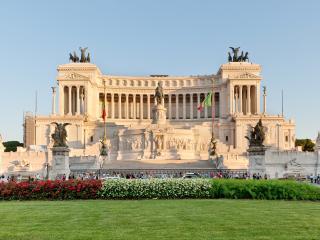 Monument van Victor Emanuel II Bezienswaardigheden Rome