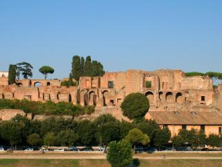 Palatijn Bezienswaardigheden Rome