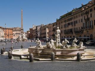 Piazza Navona Bezienswaardigheden Rome