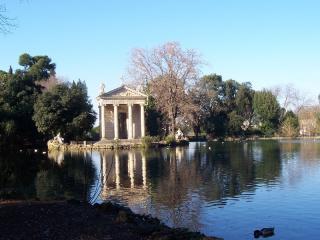 Villa Borghese Bezienswaardigheden Rome