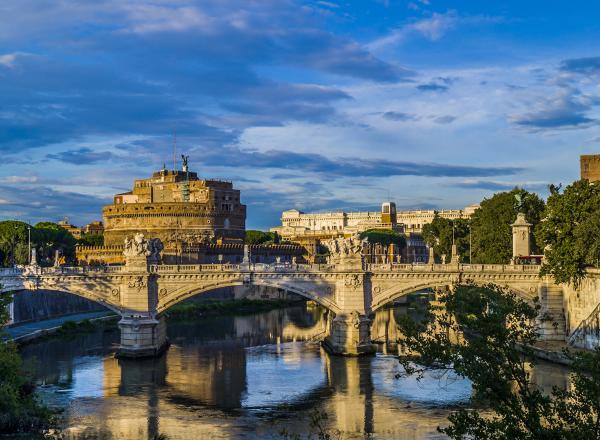 Engelenburcht Bezienswaardigheden Rome