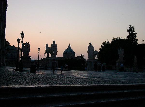 Capitolijn Rome