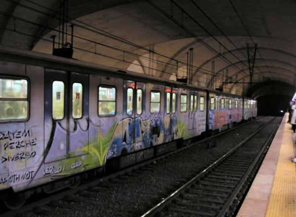 Openbaar Vervoer Rome