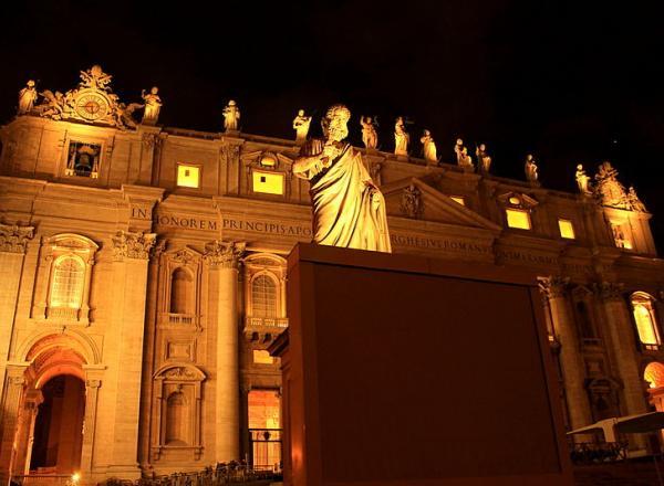 Sint Pietersbasiliek Vaticaanstad