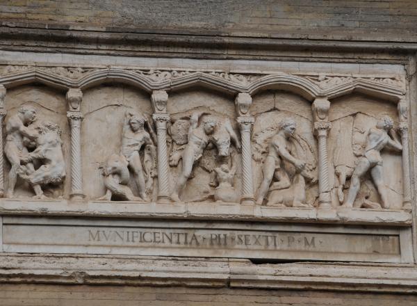 Vaticaanse Musea Bezienswaardigheden Rome